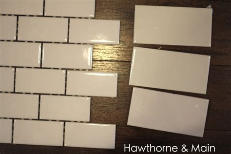 Modern Backsplash Tiles For Kitchen diy kitchen backsplash hawthorne and main