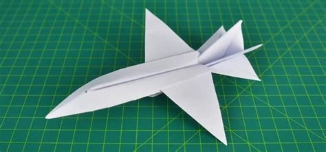 how to make a card fly around you how to make awesome paper plane f18 hornet 171 papercraft