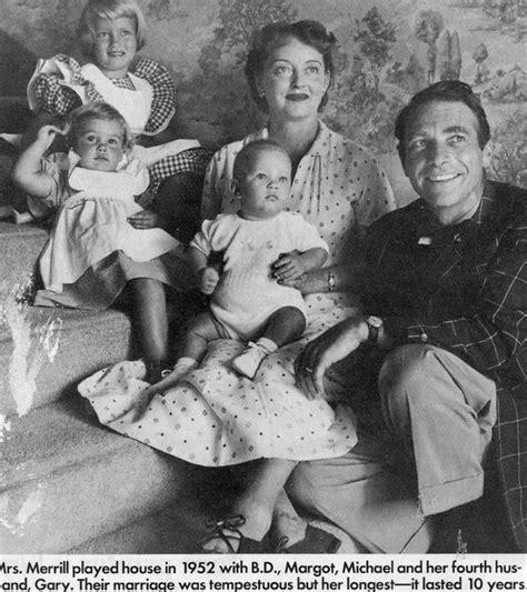 bette davis margot merrill bette davis 1908 1989 husband gary merrill 1915