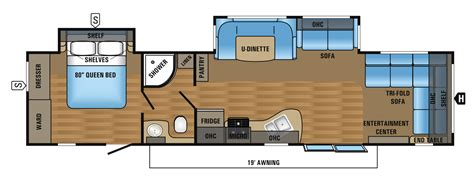 floor plans pictures flight travel trailer floorplans inspirations and 2
