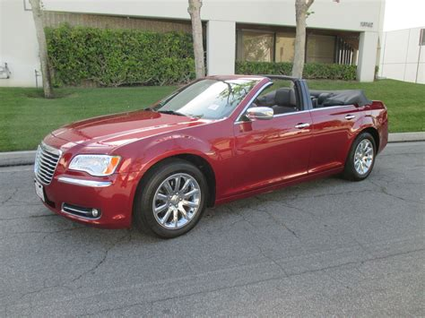 Chrysler Convertibles chrysler 300 convertible