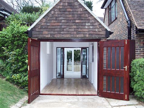 Detached Garage Design Ideas garage extension garage conversion warrington adam
