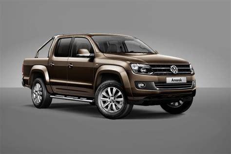 New Volkswagen Truck by Carscoop New Volkswagen Amarok Truck