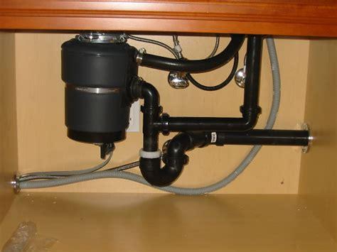 kitchen sink garbage disposal installation how to install a garbage disposal the kitchen sink