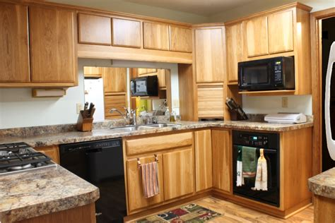 hickory kitchen cabinets colors for hickory kitchen cabinets optimizing home