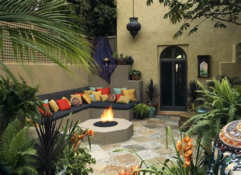 outdoor sitting area colorful outdoor sitting area pictures photos and images