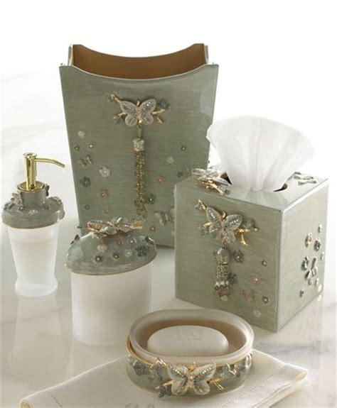 beautiful papillion bathroom vanity accessories