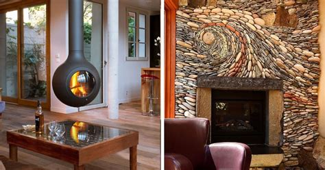 images of fireplaces 20 of the coolest fireplaces bored panda