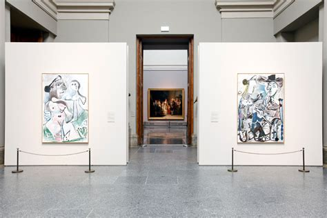 From Basel To Madrid Picasso At The Prado Museum Inexhibit