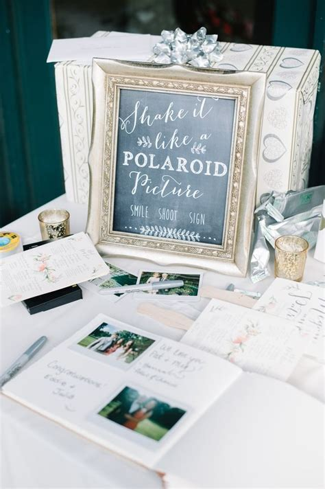 polaroid picture book 17 best ideas about polaroid guest books on