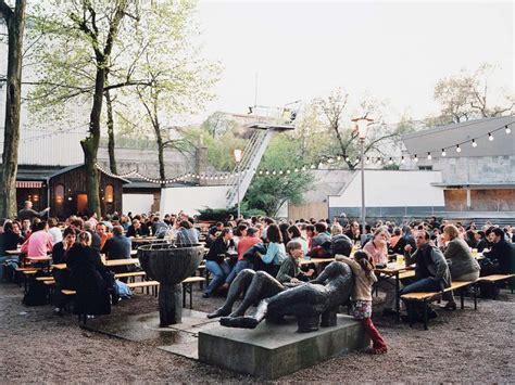Der Garten Im Prater by Pratergarten