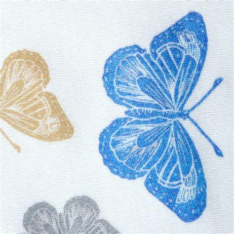 cotton interlock knit fabric digital printing on cotton interlock knit jersey