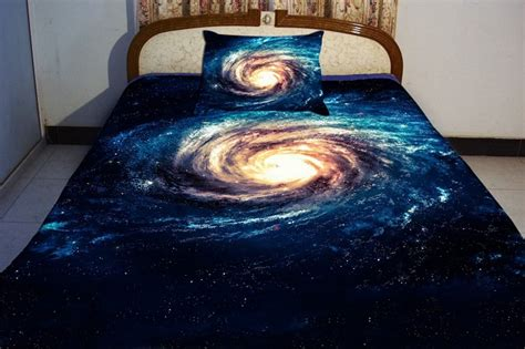 galaxy comforter set galaxy bedding outer space lazy penguins