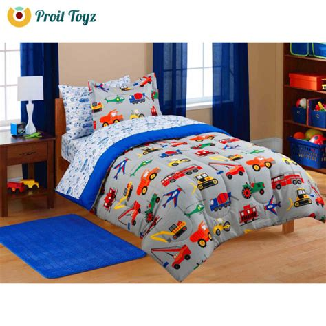 boys bed set bedding set boys comforter cover sheet bed in
