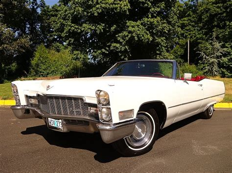 1968 Cadillac Coupe by 1968 Cadillac Coupe Convertible For Sale The