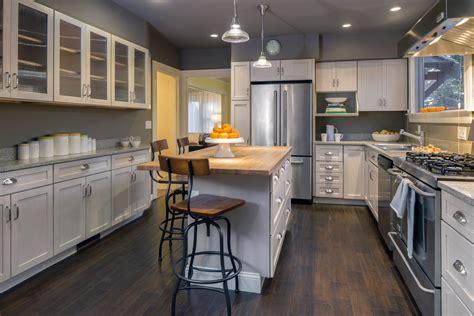 kitchen cabinet color trends top 5 kitchen design trends of 2015