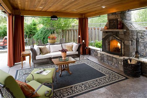 outdoor living 5 gorgeous outdoor rooms to enhance your backyard