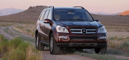 2007 Mercedes Gl450 Reviews by 2007 Mercedes Gl450 Drive Review Car