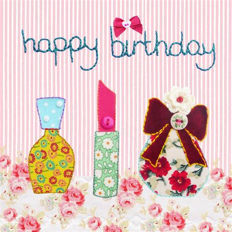 happy birthday cards to make happy birthday make up by buttongirl designs