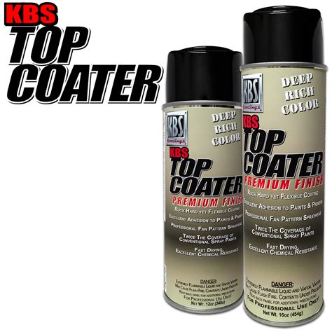 spray paint top coat kbs top coater professional aerosol spray top coat paint