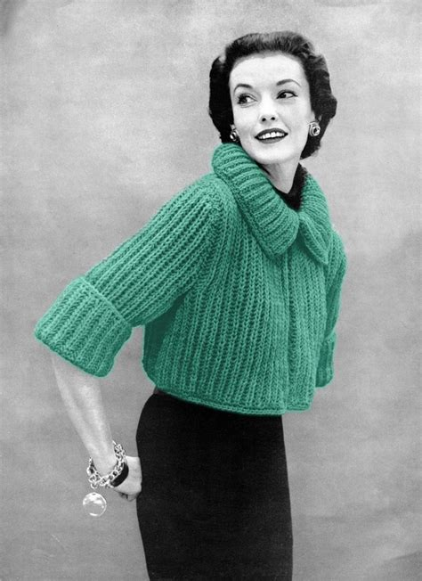 b knit vintage knitting patterns a knitting