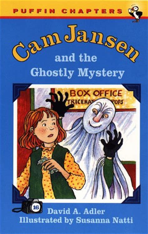 mystery picture book jansen and the ghostly mystery jansen mysteries