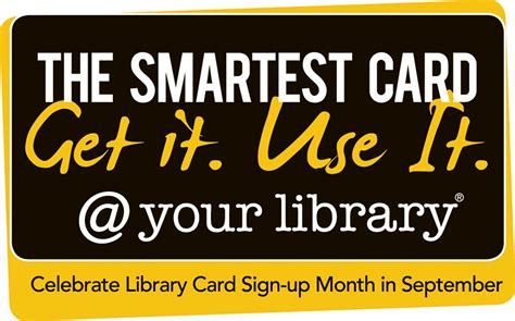 stin up on cards september is library card sign up month hudson area library