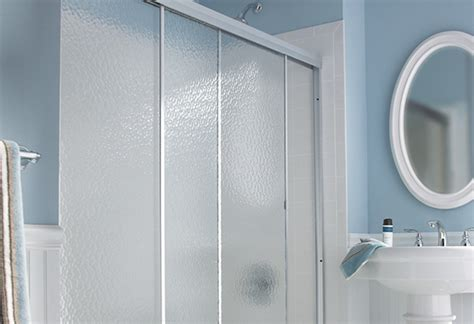 shower doors choosing the right shower door at the home depot