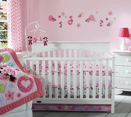 minnie mouse bedding for cribs disney 3 crib bedding sets for every nursery