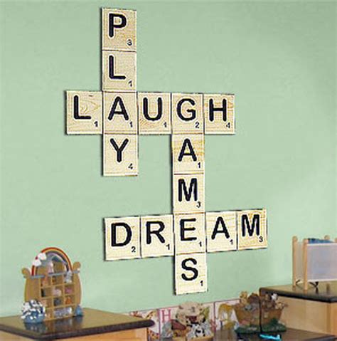 scrabble word ar challenge your interiors wall inspiration