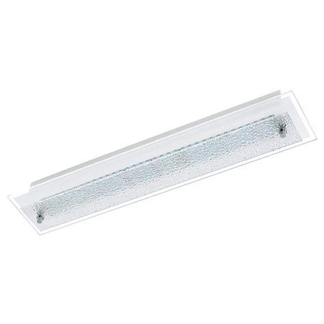 home depot ceiling lights eglo idun 1 matte nickel integrated led ceiling light