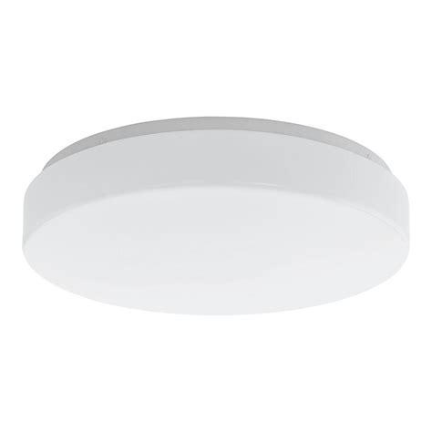 home depot ceiling lights eglo palomaro white led ceiling light 93388a the home depot