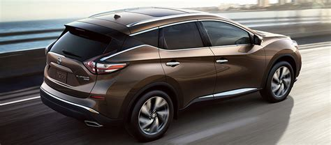 Best Mid Size Suv by Nissan Murano Named Best Midsize Suv Of 2016 By Cars