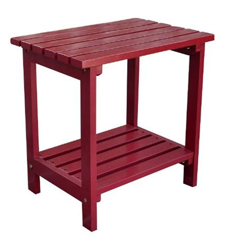 small patio table two tier small side table in patio side tables