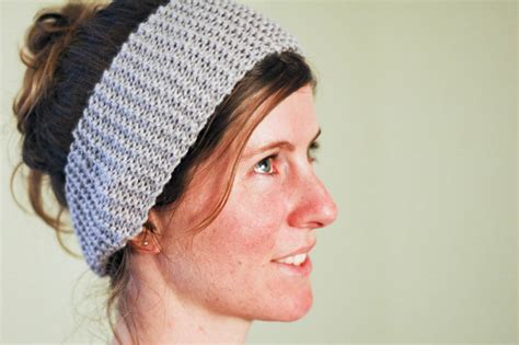 how to knit headbands how to knit a headband with pictures wikihow