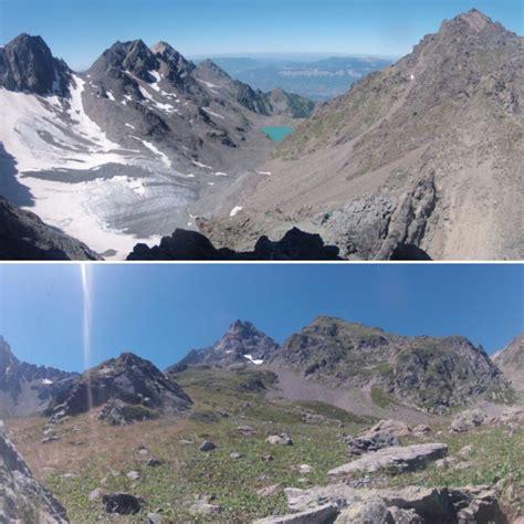 sortie alpinisme ascension du grand pic de belledonne