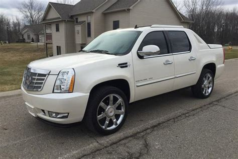 2008 Cadillac Escalade Truck by Remember When There Was A Cadillac Escalade