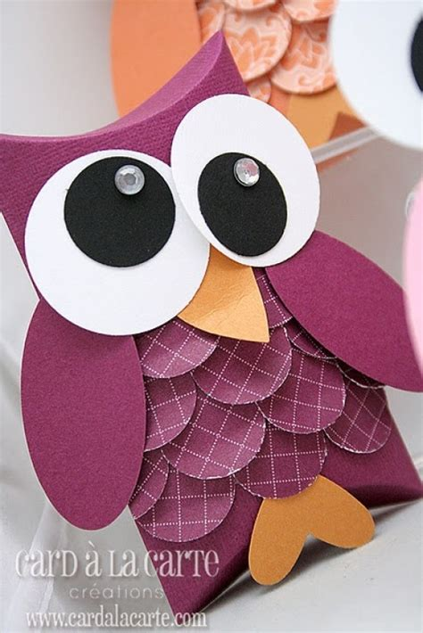 paper craft owl diy birds craft 24 easy paper owl craft ideas for