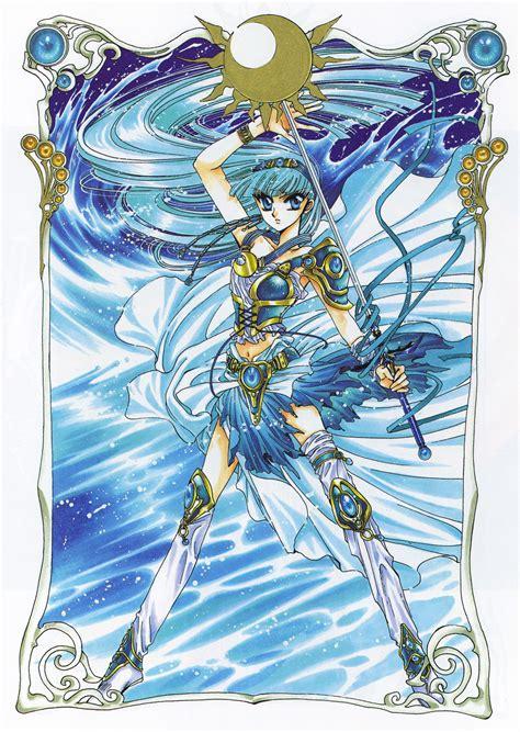magic rayearth magic rayearth umi 02 minitokyo