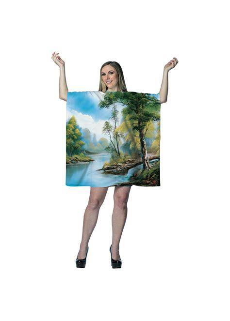 bob ross painting tree tunic dress bob ross painting tree tunic dress costumes