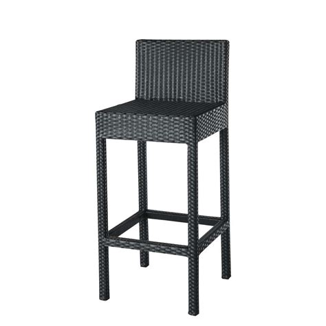 tabouret chaise de bar miami maisons du monde
