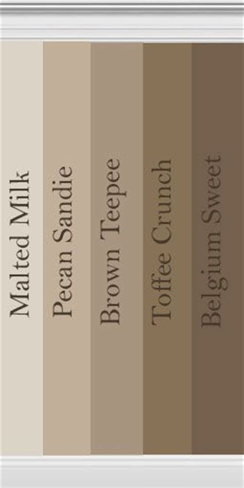 behr paint color nutty beige 25 best ideas about brown bathroom on brown