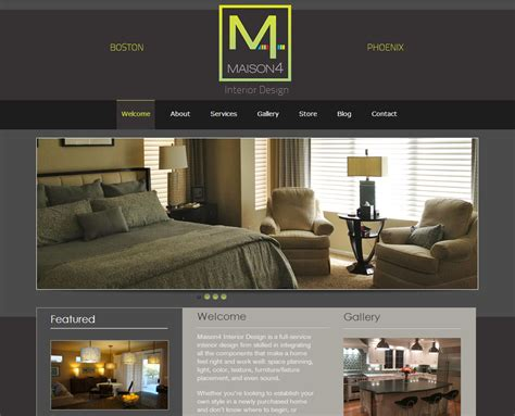 interior design websites ideas ct web design portfolio forty road web