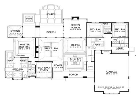 large kitchen house plans open house plans with large kitchens open house plans with porches large one story house plans