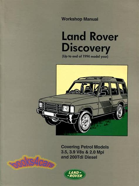 free service manuals online 1994 land rover range rover user handbook parts for 1998 land rover discovery html autos post