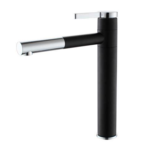 Robinet Noir by Mitigeur Pour Evier En Chrome Noir Ultra Design Planetebain