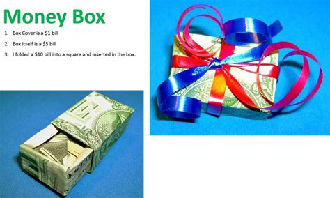 money box origami origami money box diy