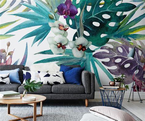 pixers wall murals murals ideas for living room walls ifresh design