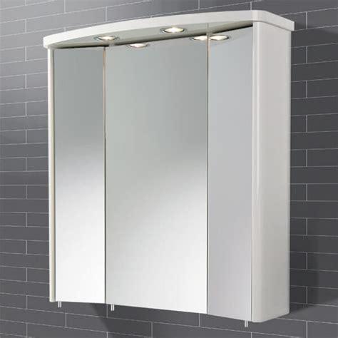 Illuminated Mirror Bathroom Cabinet by Tissano Door Illuminated Bathroom Mirror Cabinet