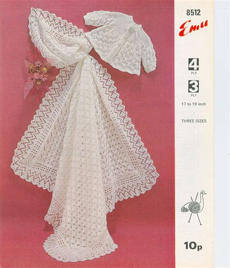 baby shawl patterns to knit vintage baby clothes knitting patterns from the vintage